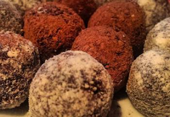 Low Calorie Chocolate Truffles Recipe