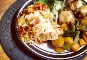 Recipe: Slimming World Mexican Chicken Lasagne