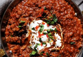 Healthy Beef Madras