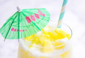 4 Syn Pina Colada Cocktail | Slimming World