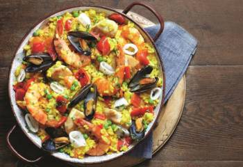 Slimming Worlds Mixed Paella Recipe