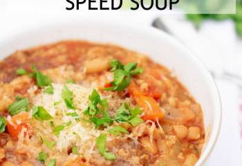 Slimming World Syn Free Tuscan Bean Soup In The Slow Cooker