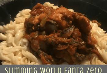 Slimming World Fanta Chicken And Pasta (Syn Free)