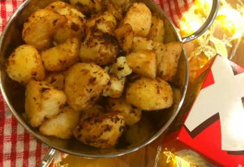(244) Syn Free Oxo Roast Potatoes | Slimming World