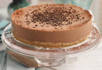 Slimming Worlds Mississippi Mud Pie Recipe
