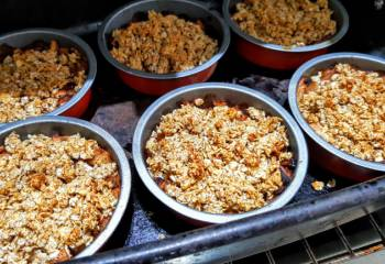 Slimming World Apple Crumble – Low Syn
