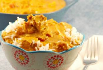 Easy & Healthy Butter Chicken - Weight Watchers Friendly