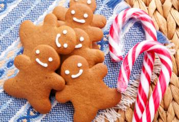 2 Syn Gingerbread Biscuits | Slimming World Recipe