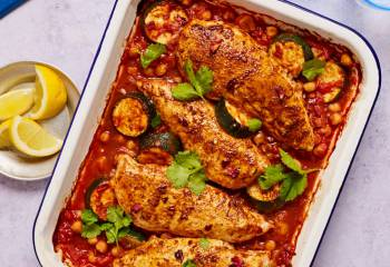 Ras El Hanout Chicken Tray Bake