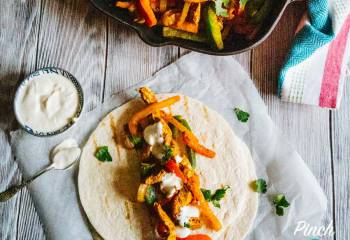 (138) Syn Free Chicken Fajitas | Slimming World